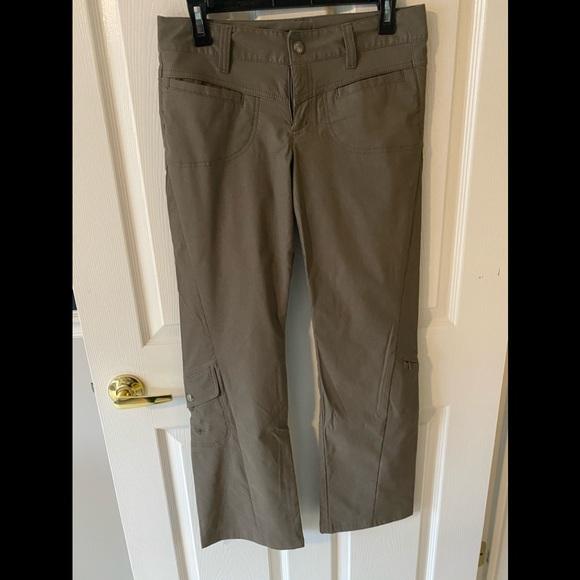 Athleta Cargo Pants